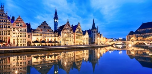 Link to Belgium hotel list