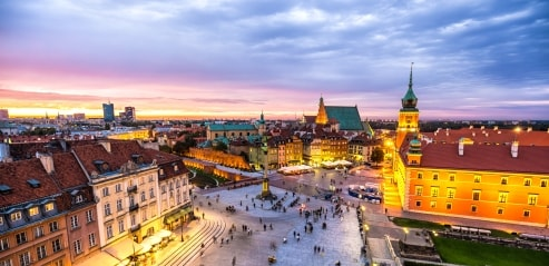 Link to Poland hotel list