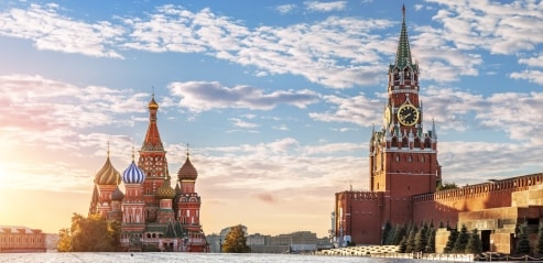 Link to Russia hotel list
