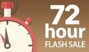 FLASH SALE - End Of Summer Sale With Rates From $179!