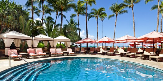 Malulani Pool at The Royal Hawaiian, a Luxury Collection Resort, Waikiki