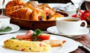 Our Lowest Rates and Free Breakfast with Visa