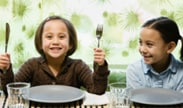 Kids Eat Dinner Free in Orlando, Florida