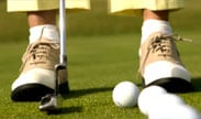 golf shoes putt