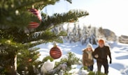 Experience Christmas Town at Busch Gardens in Williamsburg, VA