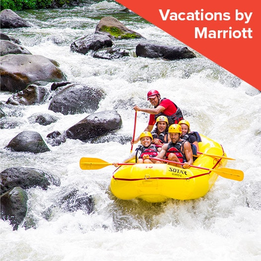 Costa Rica vacation package deals