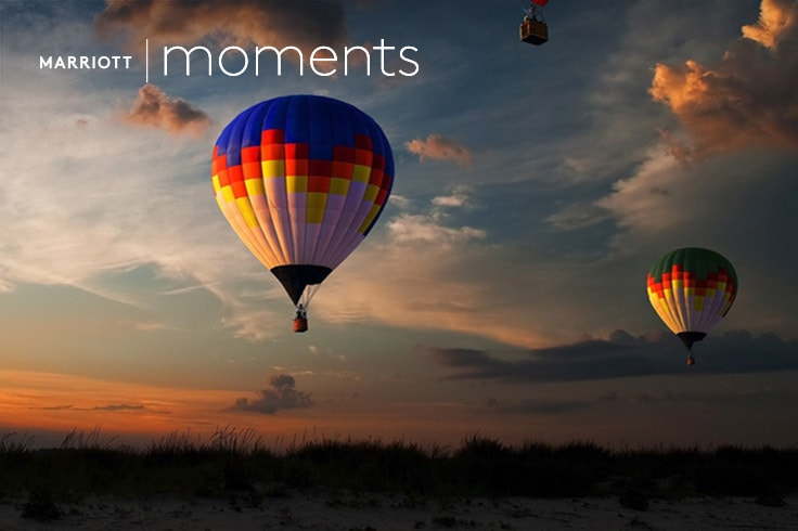 Marriott Moments vacation deals