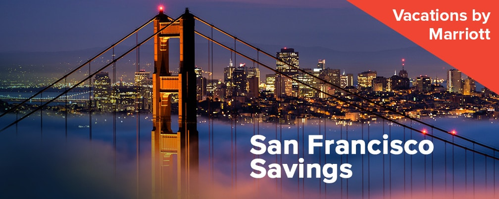 San Francisco vacation deals