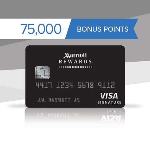 Marriott Rewards Credit Card offer