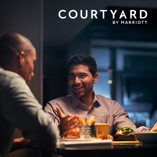 Courtyard travel deals