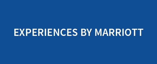 Experiences by Marriott Text | Link zur Experiences by Marriott Seite