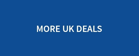 More UK Deals text | Link to deals across the UK & Ireland