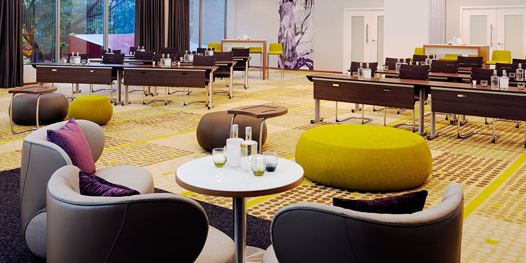 Meeting innovation at Amsterdam Marriott Hotel