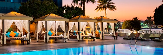 Best Group Offer at the Doha Marriott Hotel