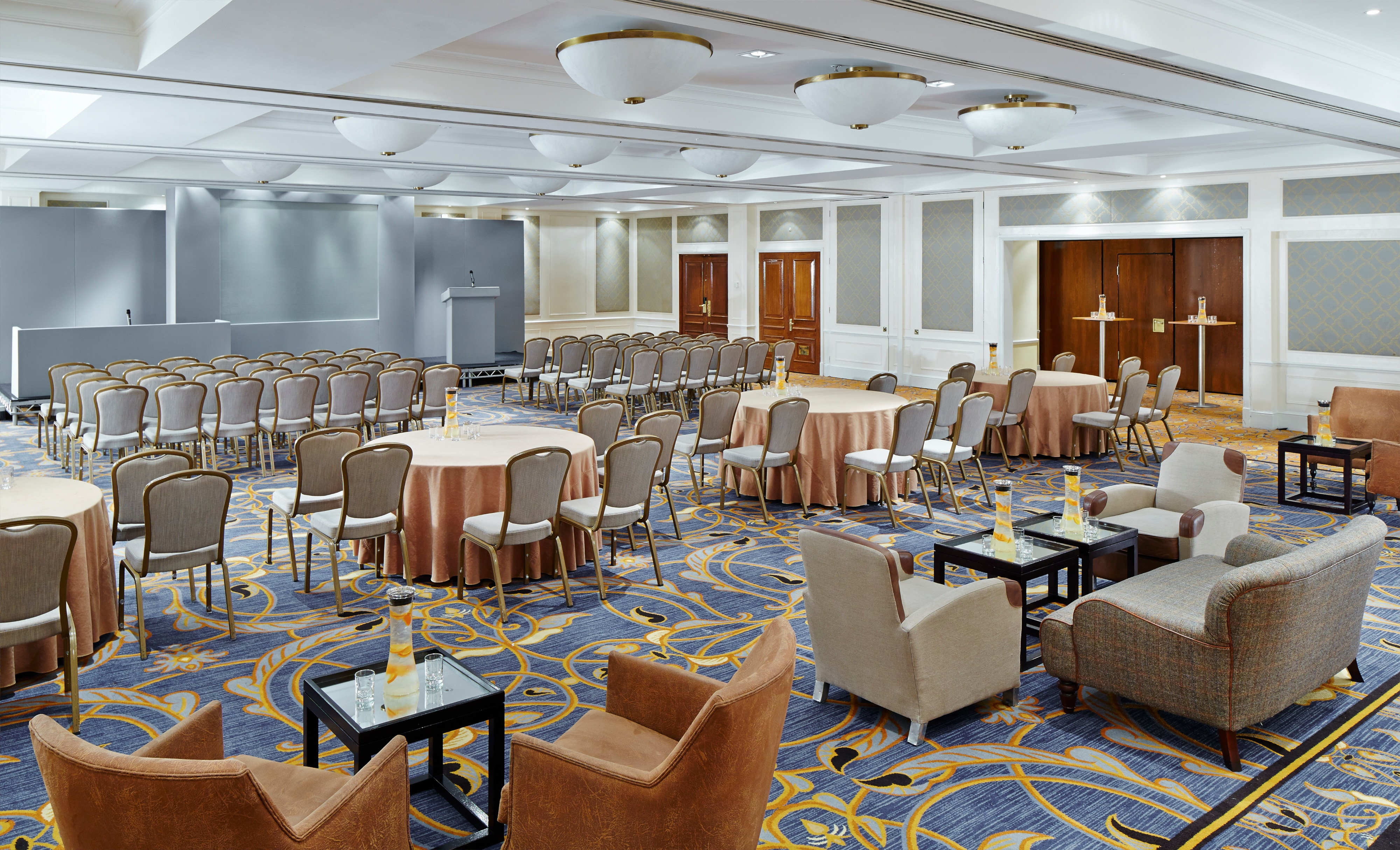 Book a business meeting at Marriott and receive free golf, free nights or free flights.