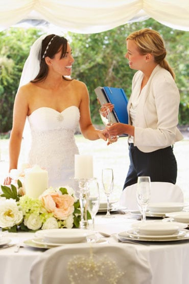 Expert planners bring your wedding ideas to life