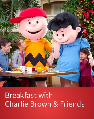 Link to purchase tickets to Breakfast with Charlie Brown