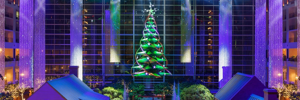 Christmas at Gaylord Hotels