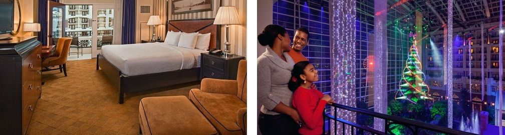 Overnight Stay Options at Gaylord National