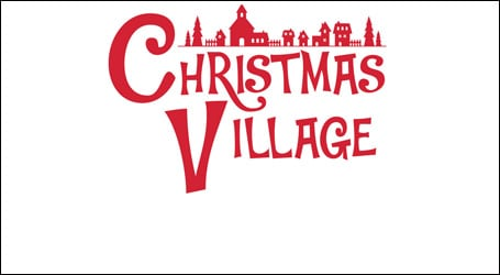 Christmas Village at Gaylord National logo - link to learn more