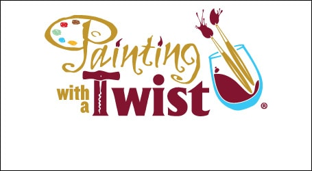 Paiting with a Twist at Gaylord Palms - link to event details