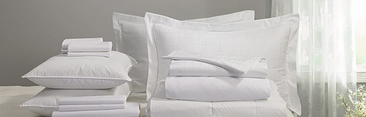 Pillows and bedding - link to Gaylord Hotels Store