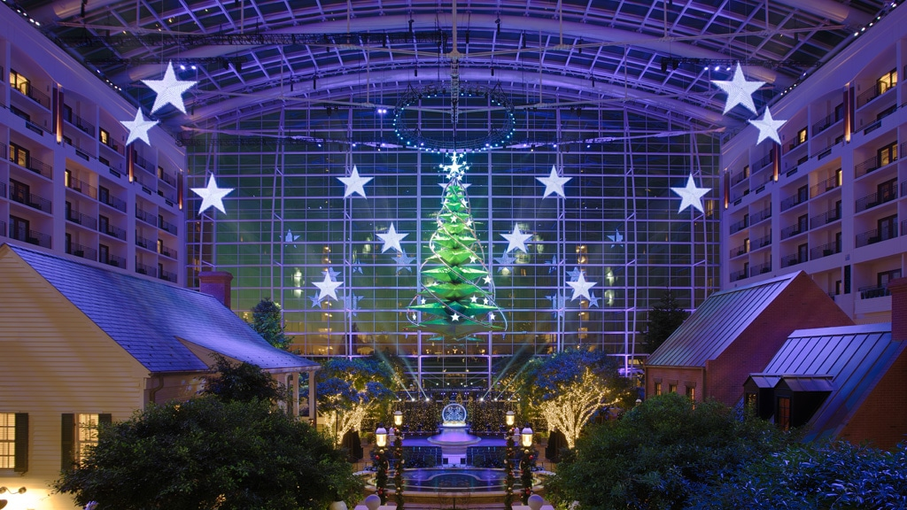 Christmas Hotel Packages Events Gaylord National Resort