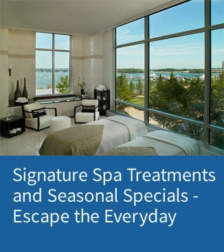 Link to Gaylord National's Spa page