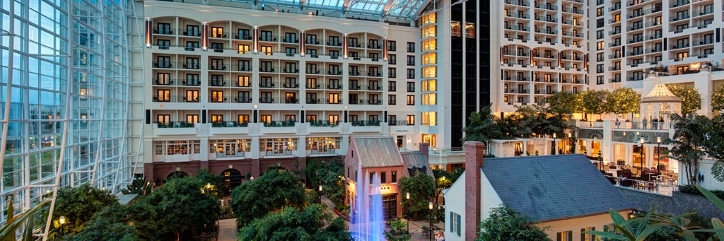 Gaylord National in National Harbor, MD