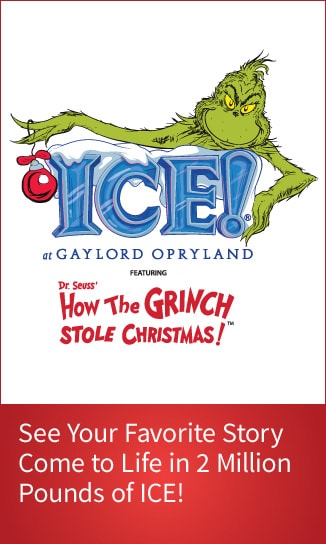 Purchase ICE tickets featuring How the Grinch Stole Christmas™