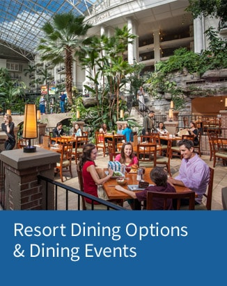 Link to Gaylord Opryland Dining page
