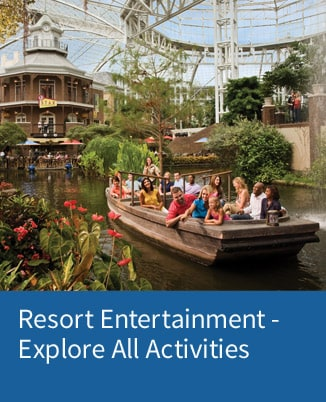 Link to Gaylord Opryland's Entertainment Guide