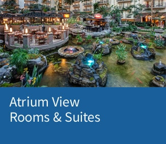 Link to Gaylord Opryland's Rooms & Suites page