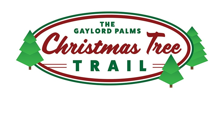 Christmas Tree Trail at Gaylord Palms logo