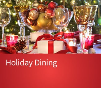 Gaylord Palms Dining Events, options