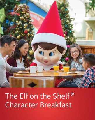 Purchase Tickets for the Elf on the Shelf Character Breakfast