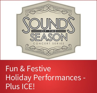 Sounds of the Season Concert Series logo