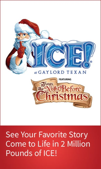 Link to ICE! page featuring 'Twas the Night Before Christmas