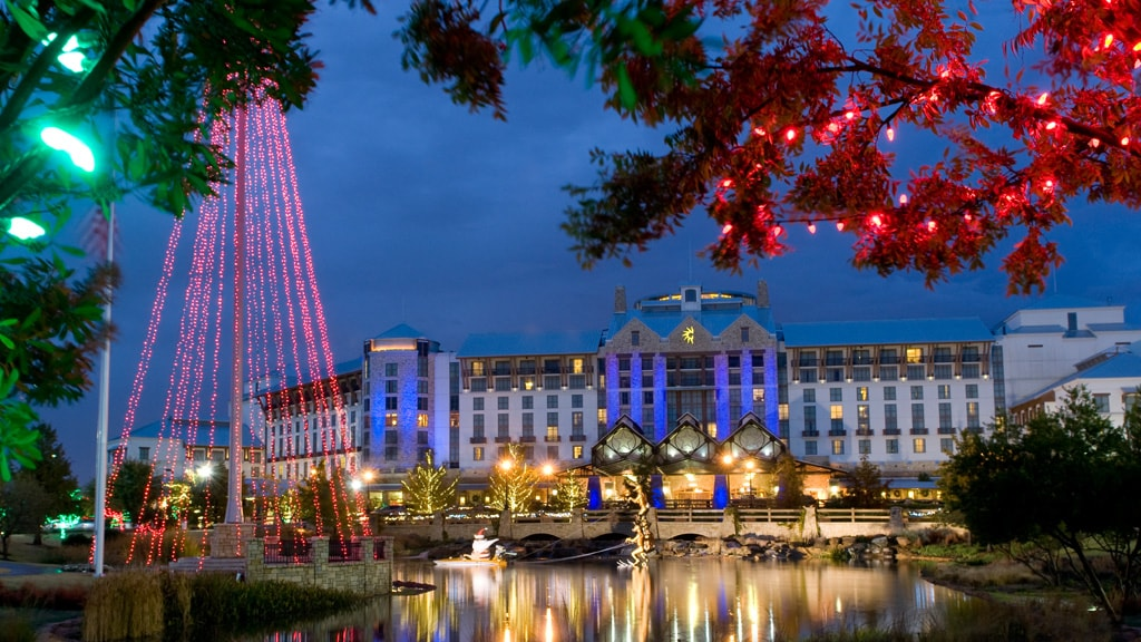 Christmas Hotel Packages & Events | Gaylord Texan Resort