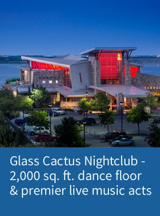 Glass Cactus Nightclub Exterior - link for details
