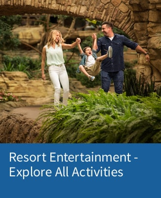Link to Gaylord Texan's Entertainment Guide
