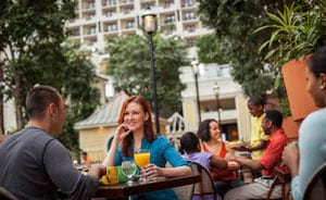 Dining and Events at Gaylord National