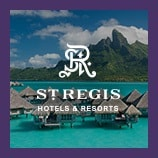 St. Regis Hotels | Opens new window