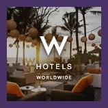 W Hotels Worldwide | Opens new window