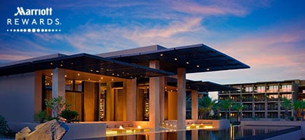 JW Marriott Los Cabos Beach Resort & Spa - Dusk exterior