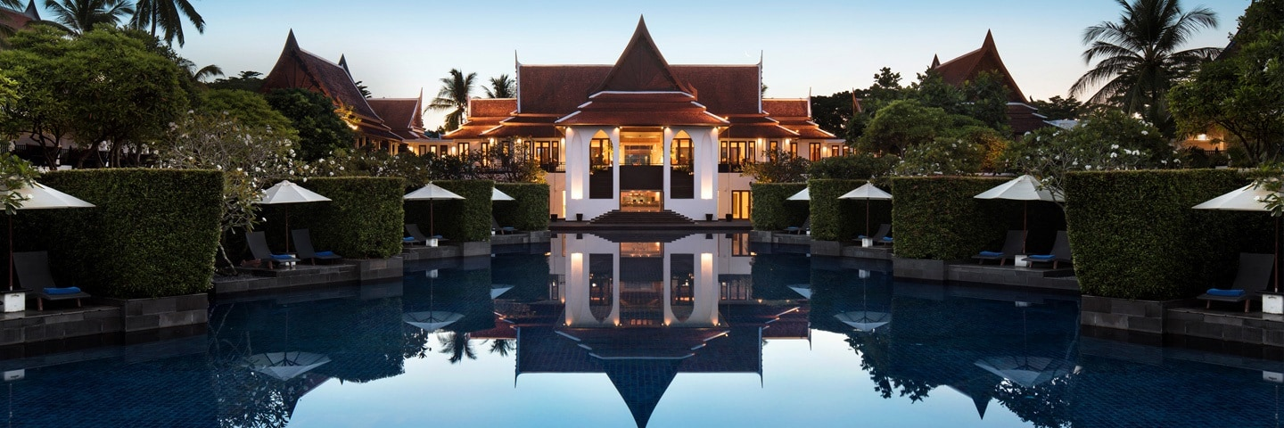 JW Marriott Khao Lak Resort & Spa - Exterior