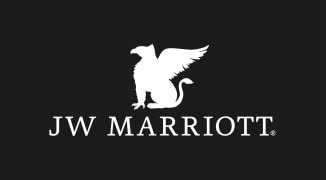JW Marriott logo | Link to JW Marriott meetings page