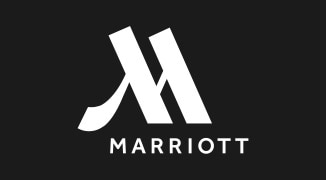 Marriott Hotels logo | Link to Marriott meetings page