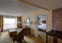 Copley Square hotel junior suite