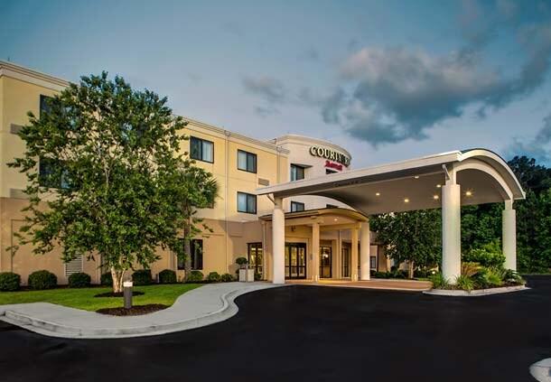 Brunswick Georgia Hotel